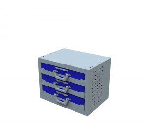 3 Case Cabinet