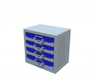 4 Case Cabinet
