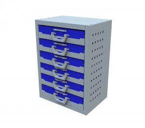 6 Case Cabinet